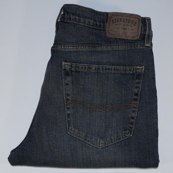 c06d7851 Levi's Jeans | Levis Signature Athletic Fit Mens 3529 | Poshmark